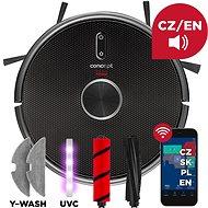 CONCEPT VR3210 3 az 1-ben Laser UVC 3300 Pa Szívóteljesítmény