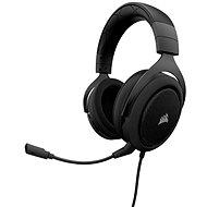 Corsair HS50 PRO Stereo Carbon - Gamer fejhallgató