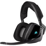 Corsair Void ELITE Wireless Carbon - Gamer fejhallgató