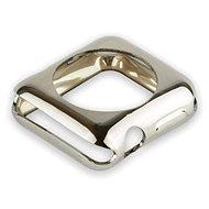 COTEetCI Termoplaszt tok Apple Watch 42 mm okosórához ezüst - Védőtok