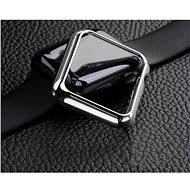 COTEetCI Apple Watch polikarbonát tok 42 mm ezüst - Védőtok
