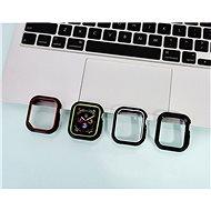 COTEetCI Poliuretánból és termoplasztból készült tok Apple Watch 44 mm okosárához matt - Védőtok