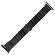 COTEetCI Apple Watch acélszíj 42 / 44 mm fekete