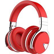 COWIN E7 ANC, piros - Mikrofonos fej-/fülhallgató