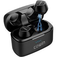 COWIN KY02 - fekete - Vezeték nélküli fül-/fejhallgató