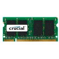 Crucial SO-DIMM 1GB DDR 333MHz CL2.5 - Rendszermemória