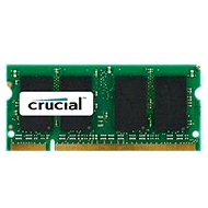 Crucial SO-DIMM 1GB DDR2 667MHz CL5 - Rendszermemória