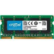 Crucial SO-DIMM 2GB DDR2 667MHz CL5 Mac-hez - Rendszermemória