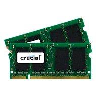 Crucial SO-DIMM 1GB DDR2 800MHz CL6 - Rendszermemória