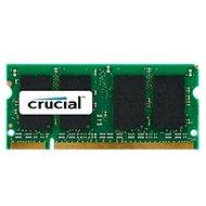 Crucial SO-DIMM 2GB DDR2 667MHz CL5 - Rendszermemória
