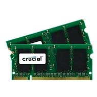 Crucial SO-DIMM 4GB KIT DDR2 800MHz CL6 - Rendszermemória
