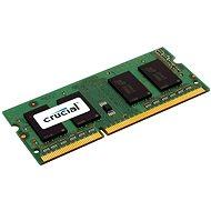 Crucial SO-DIMM 1GB DDR3L 1600MHz CL11 Dual Voltage - Rendszermemória