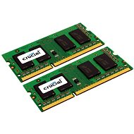 Crucial SO-DIMM 32GB KIT DDR3L 1600MHz CL11 Dual Voltage - Rendszermemória