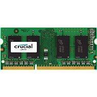 Crucial SO-DIMM 4GB DDR3 1066MHz CL7 Apple/Mac gépekhez - Rendszermemória