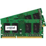 Crucial SO-DIMM 8GB KIT DDR3 1066MHz CL7 Apple/Mac-hez - Rendszermemória
