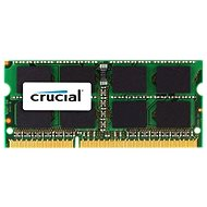 Crucial SO-DIMM 8GB DDR3L 1866MHz CL13 - Apple/Mac - Rendszermemória