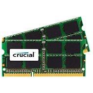 Crucial SO-DIMM 16 GB KIT DDR3L 1866MHz CL13 Apple / Mac - Rendszermemória