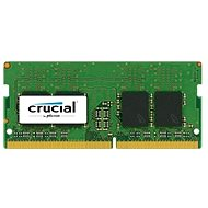 Crucial SO-DIMM 4GB DDR4 2133MHz CL15 Single Ranked - Rendszermemória