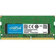 Crucial SO-DIMM 8GB DDR4 2133MHz CL15 Single Ranked - Rendszermemória
