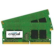 Crucial SO-DIMM 16GB KIT DDR4 2133MHz CL15 Dual Ranked - Rendszermemória