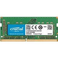 Crucial SO-DIMM 8GB DDR4 2400MHz CL17 Mac számára - Rendszermemória