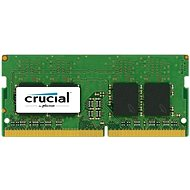 Crucial  SO-DIMM 8 GB DDR4 2400 MHz CL17 Dual Ranked - Rendszermemória