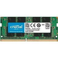 Crucial SO-DIMM 8 GB DDR4 2400 MHz CL17 Single Ranked x8 - Rendszermemória