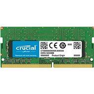 Crucial SO-DIMM 8GB DDR4 3200MHz CL22 - Rendszermemória