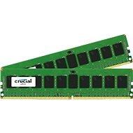 Döntő 16 gigabájt KIT DDR4 2133MHz CL15 ECC Registered - Rendszermemória