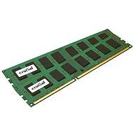 Crucial 4 GB KIT DDR3 1600 MHz CL11 - Rendszermemória