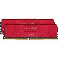 Crucial 16GB KIT DDR4 3200MHz CL16 Ballistix Red - Rendszermemória