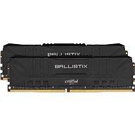 Crucial 64GB KIT DDR4 3600MHz CL16 Ballistix Black - Rendszermemória