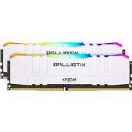 Crucial 64GB KIT DDR4 3200MHz CL16 Ballistix White - Rendszermemória