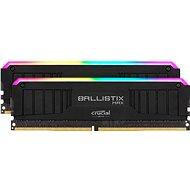 Rendszermemória Crucial 32GB KIT DDR4 4000MHz CL18 Ballistix Max RGB