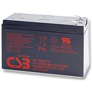 CSB HR1234W F2, 12V, 9Ah - Akkumulátor