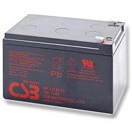 CSB GP12120 F2, 12V, 12Ah - Akkumulátor