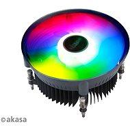 AKASA Vegas Chroma LG, Intel LGA115X hűtő/ AK-CC7139HP01 - Processzor hűtő