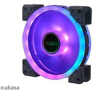 AKASA Vegas TLX 12cm ARGB ventilátor / AK-FN101 - Ventilátor