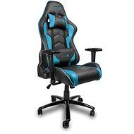 CONNECT IT Gaming Chair kék - Gamer szék