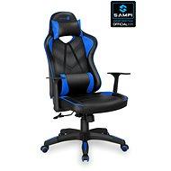 CONNECT IT LeMans Pro CGC-0700-BL kék - Gamer szék
