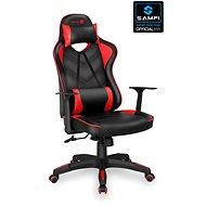 CONNECT IT LeMans Pro CGC-0700-RD piros - Gamer szék