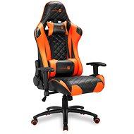 CONNECT IT Escape Pro CGC-1000-OR narancsszínű - Gamer szék