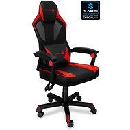 Gamer szék CONNECT IT MonteCarlo CGC-2100-RD, piros
