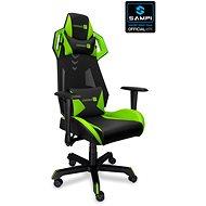 CONNECT IT AlienPro CGC-2600-GR, zöld - Gamer szék