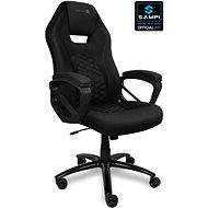CONNECT IT RazorPro Fabric, fekete - Gamer szék