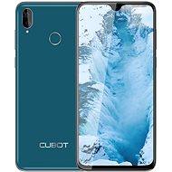 Cubot R15 Pro, zöld - Mobiltelefon