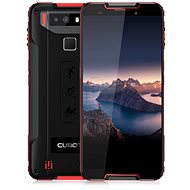 Cubot Quest, piros - Mobiltelefon
