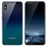 Cubot J5, kék színátmenet - Mobiltelefon