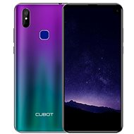 Cubot MAX 2, lila színátmenet - Mobiltelefon