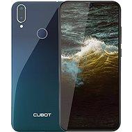 Cubot R19 kék árnyalatú - Mobiltelefon